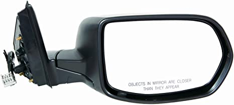 Replacement Passenger Side Power View Mirror EX//EX-L//LX Fits Honda CR-V Heated, Foldaway