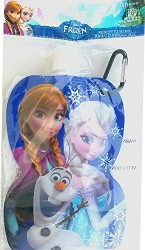 Disney Frozen Water Bottle Keyring