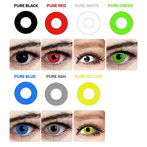 Multicolor Cute Charm and Attractive Contact Lenses Case