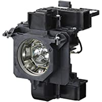 Panasonic PT-EW530 Projector Housing with Genuine Original OEM Bulb
