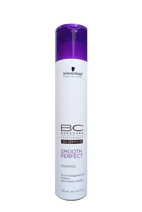Buy Schwarzkopf Bonacure Smooth Perfect Shampoo 250ml Online At Low
