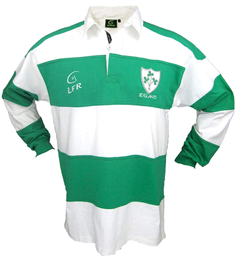 LIVE FOR RUGBY SHIRT メンズ B01MQFQP43  L