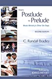 img - for From Postlude to Prelude: Music Ministry's Other Six Days 2nd Edition book / textbook / text book