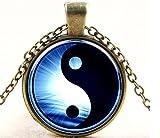 Lady's Retro Pendant Necklace Life of Tree Long Chain Necklace Jewelry Art Tree Handmade Jewelry