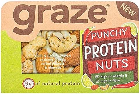 Pastar Proteína Garra 35G Nueces: Amazon.es: Salud y cuidado ...