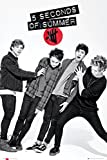 5 Seconds of Summer - Lean Poster 24 x 36in