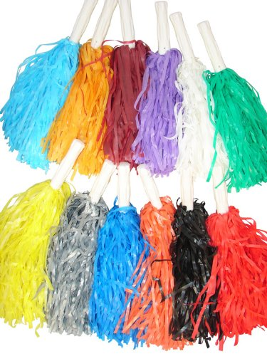 Fun Express 3L 25 1548 Pom Pom Assortment