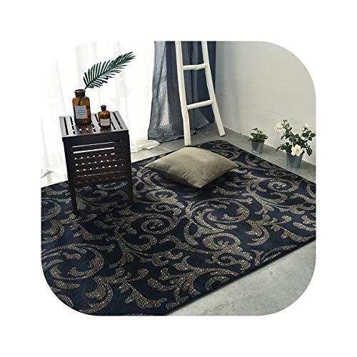 (Carpet for Living Room Bedroom Plush Anti-Slip Carpet,Color 1,Sikhsiskm)
