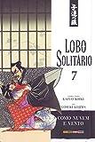 capa de Lobo Solitário - Volume 7