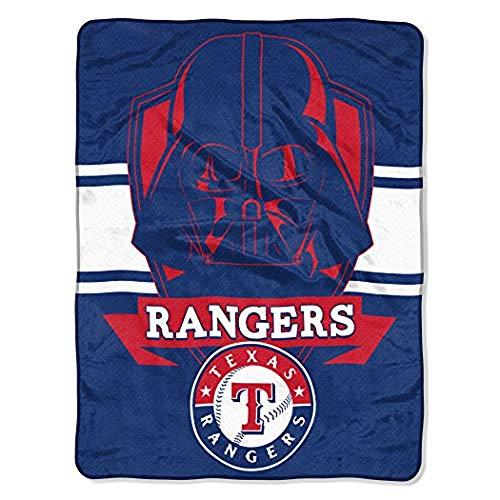Officially Licensed MLB Texas Rangers Star Wars Cobranded