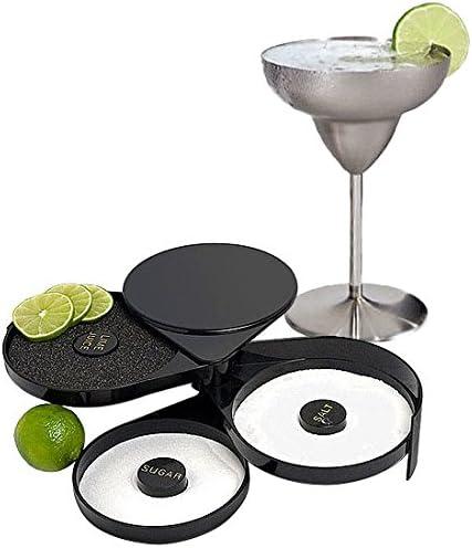 Kabalo Margarita Glas rimmer für Salz Zucker und Kalk Cocktails