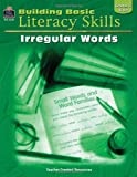 Building Basic Literacy Skills - Irregular Words, Folens Publishers Staff, 0743932439