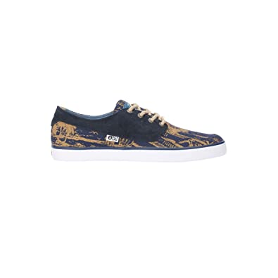 Picture Organic Clothing Charlie Shoes bleu marine - Chaussures Baskets basses