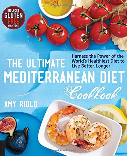 Ultimate Mediterranean Diet Cookbook Healthiest