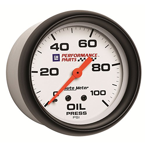 (Auto Meter 5821-00407 GM Performance Parts 2-5/8