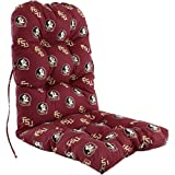College Covers Florida State Seminoles Adirondack Chair Cushion, Red