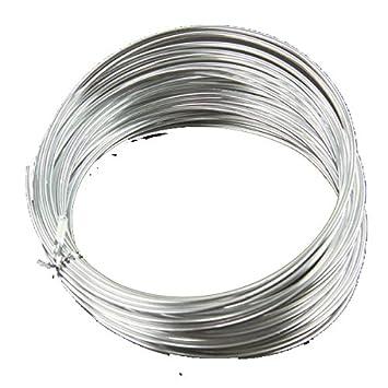 Amazon.de: 39 ft 12-gauge schwarz Aluminium Diamant Draht 39\'/12 ...