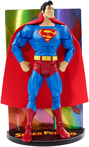 DC Comics Multiverse Super Friends! Superman Action Figure, 6'