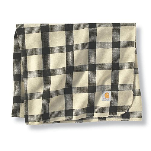 Carhartt Gear 100816 Wool Blanket - One Size Fits All - Winter White