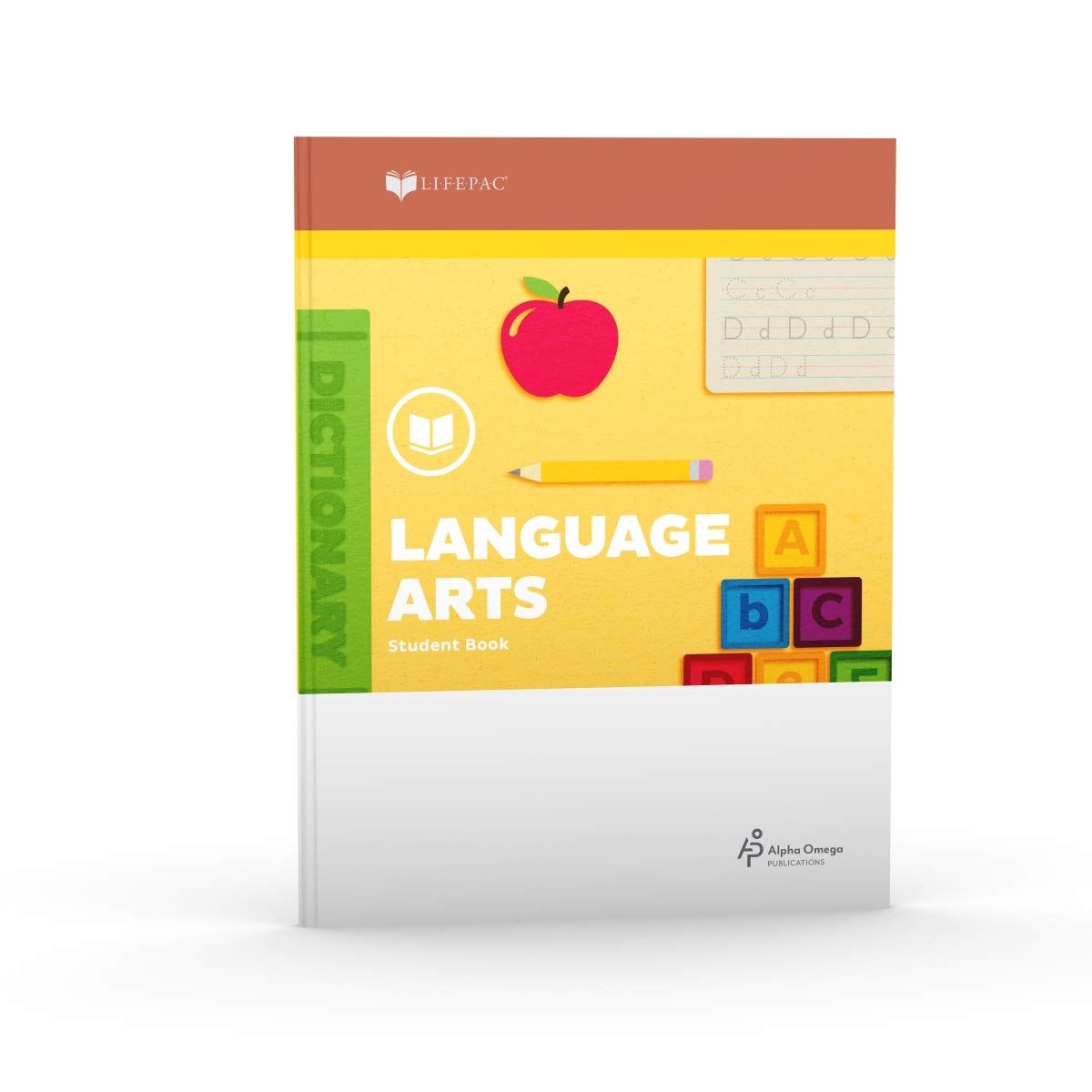 Lifepac Language Arts, Grade 1: Workbook Set by Brand: Alpha Omega Publications (AZ)