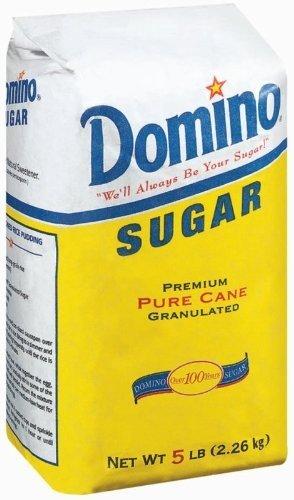 Domino Premium Granulated Sugar 5 Lb