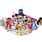 Lilly's Love Stuffed Animal Storage Hammock - Large STUFFIE Party Hammock - Organize Stuffed Animals and Children's Toys with This Stuffed Animal Net