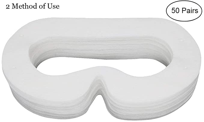 Ryddig Amazon.com: Lunies Disposable Mask with Rope for Oculus Rift CV1 CF-08