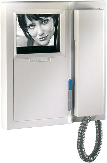 série Style Interphone 2603U Basic avec système Universel COMELIT