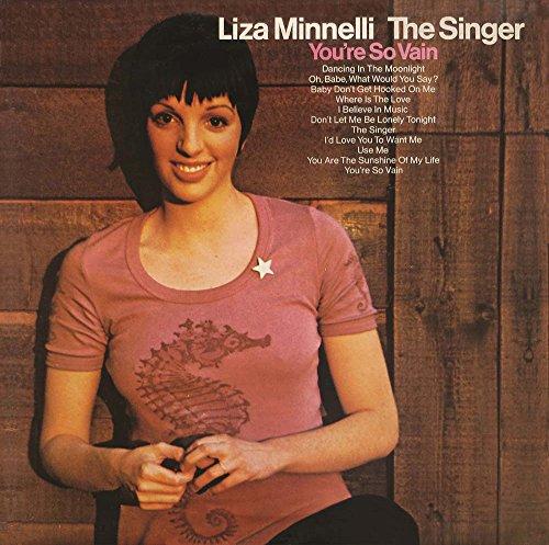 liza minnelli cd singer - 1