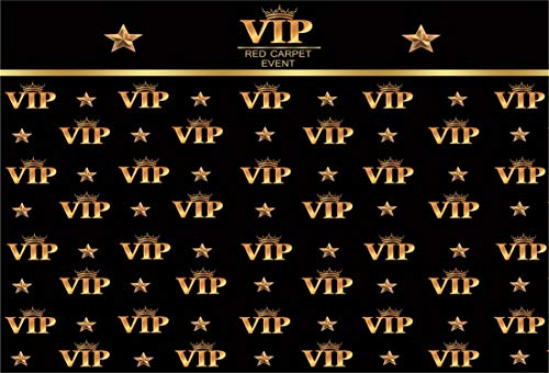 Yeele 6x4ft Vinyl Photography Background VIP Red Carpet
