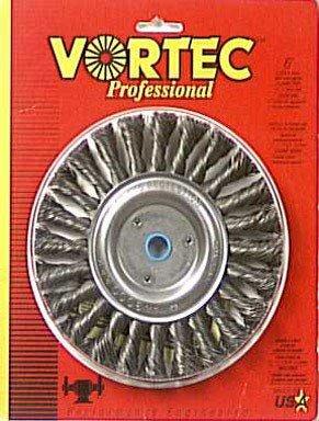 Weiler #36027 6 Knot Wire Wheel