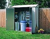 WZH storage shed/garden shed size: L W H: 2.28 2.29 1.96 m