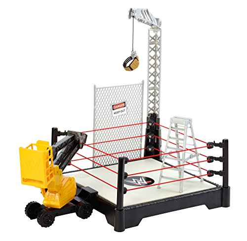 WWE Sound Slammers Destruction Zone Playset by WWE