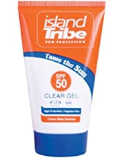 (100ml = 29.90EUR) Sun Protection Gel Island Tribe SPF 50 / 50ml