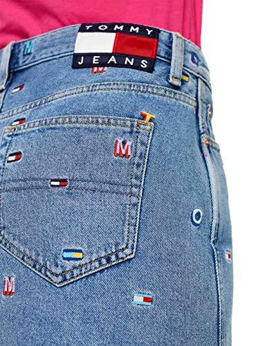 Tommy Donna Gonna Blue Denim Gr Jeans 0zrxIq0