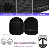 Case for Oculus Quest 2 with Elite Strap ,Travel