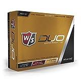 Wilson Duo Urethane Golf Balls 6 Dozen Pack