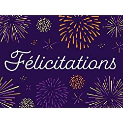 Félicitations Feux d'Artificeegift card link image
