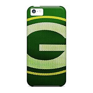 Iphone 5c Cases Slim [ultra Fit] Green Bay Packers Protective Cases Covers