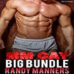 MM Gay Big Bundle: 12 Book Bundle First Time Younger on Older MMM Wife Voyeur | Randy Manners,Randi Stepp