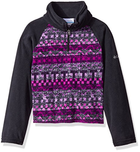 Columbia Girls Glacial Print Fleece