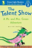 The Talent Show, Keith Baker, 0547864671