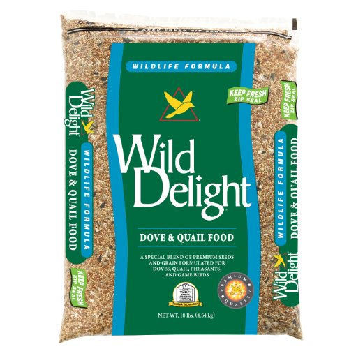 Wild Delight Dove & Quail Food, 10 -