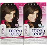 Clairol Nice'n Easy Color Blend Foam Haircolor, Light Ash Brown [6A] 1 ea