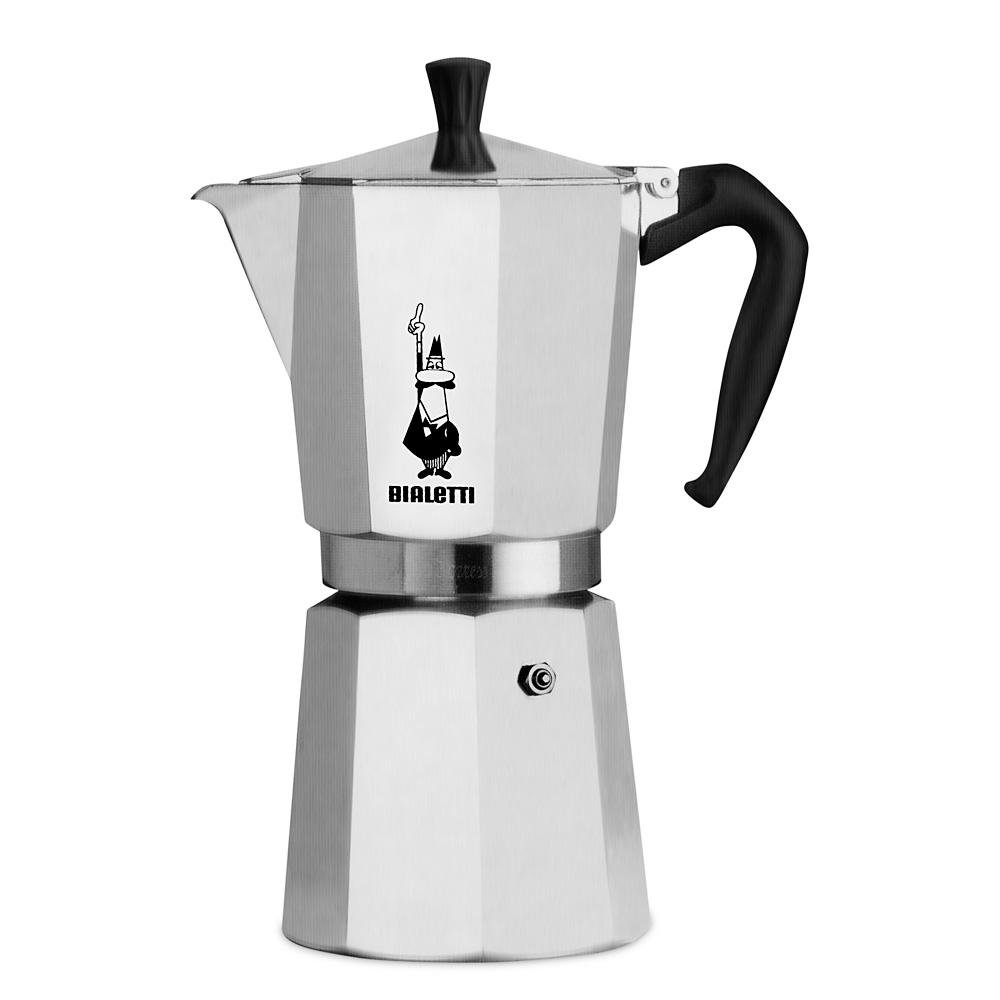 Bialetti Moka Express 6 Cups by Bialetti 06800