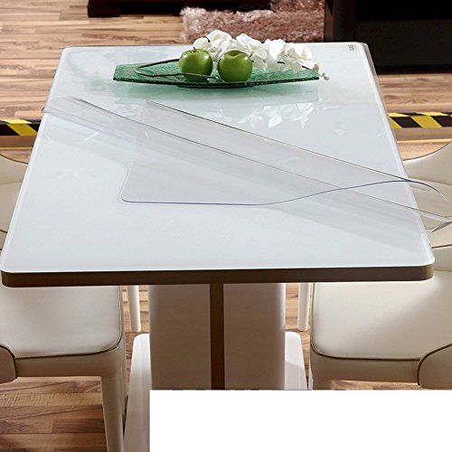 Pvc table cloth/water/oil-proof table cloth/ plastic tablecloths/table mat / disposable coffee table cushions/transparent table cloth-A 60x120cm(24x47inch) by HAKLLASDFNFDES