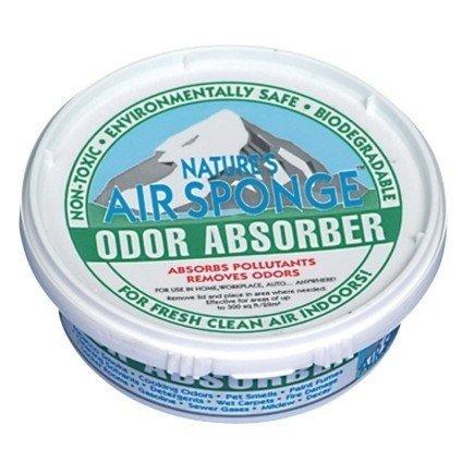Delta Nature'S Air Sponge Odor Absorber Unscented Plastic Tub 1/2 Lb by Delta