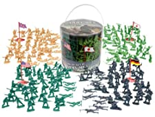 Army Men Action Figures