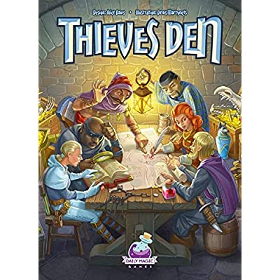 Thieves Den: Toys & Games