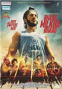 Bhaag Milkha Bhaag  - DVD (Hindi Movie / Bollywood Film / Indian Cinema) 2013